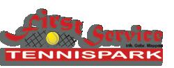 First Service Tennispark Halle / Queis